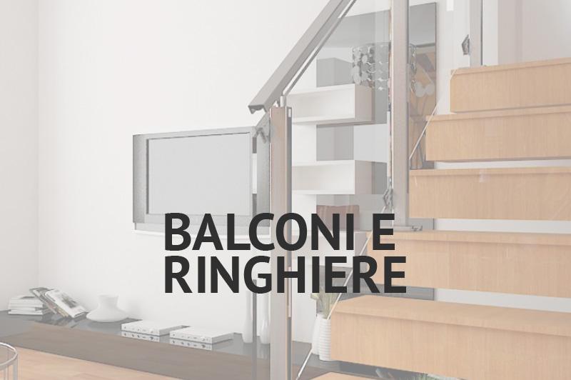 Balconi e Ringhiere