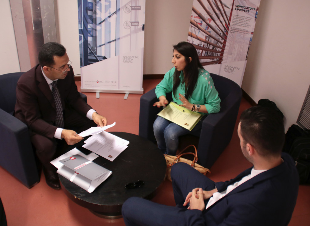 l'azienda calabrese italbacolor a colloquio con i laureati unical