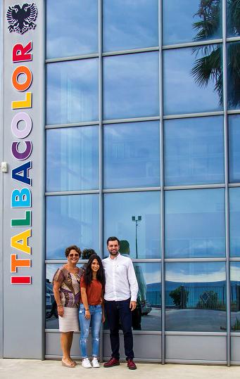 alternanza scuola lavoro in calabria presso l'azienda italbacolor