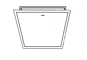 finestra con apertura vasistas