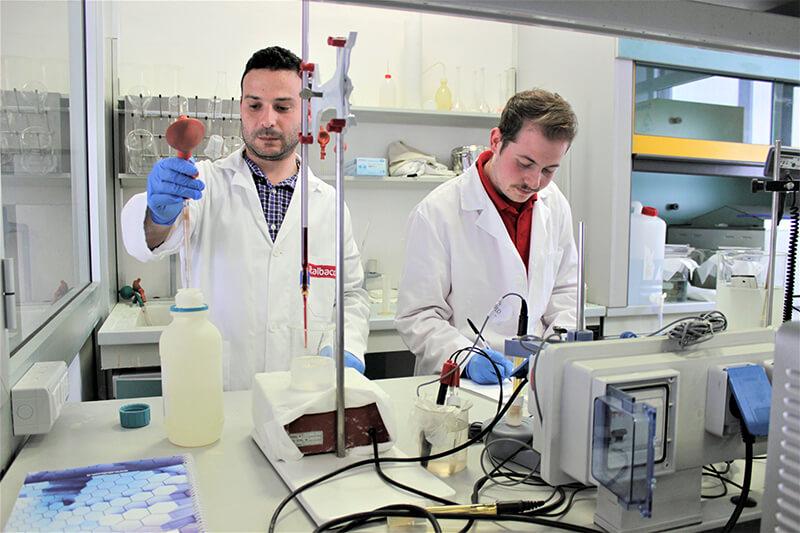 laboratorio chimico italbacolor