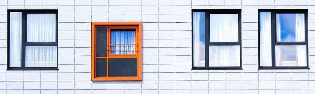 parti finestra