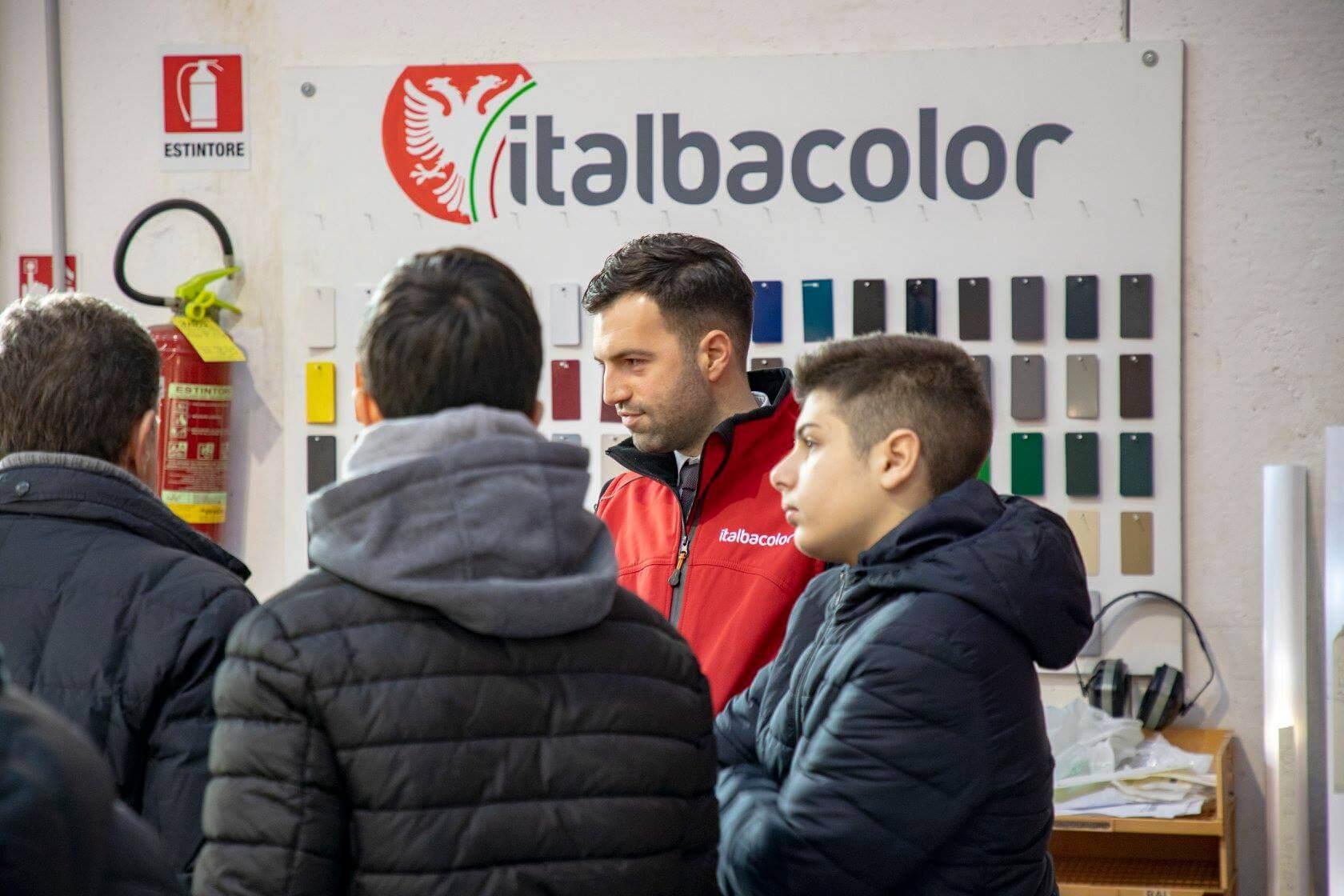 italbacolor experience esperti studenti