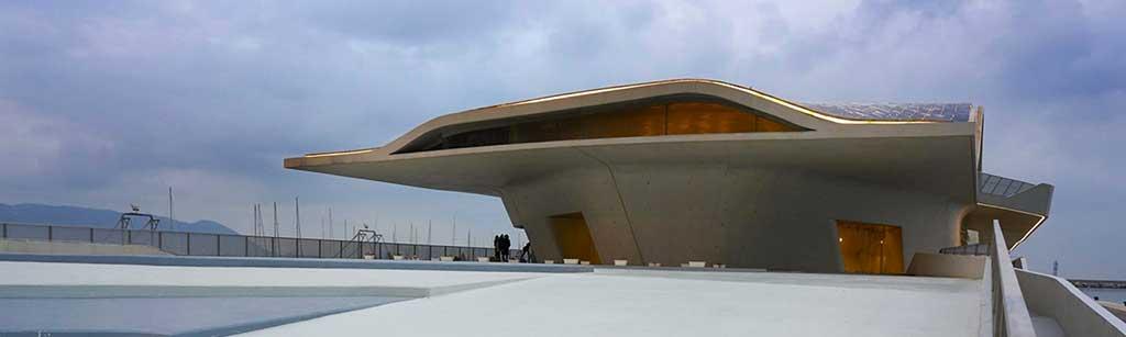 stazione marittima salerno zaha hadid
