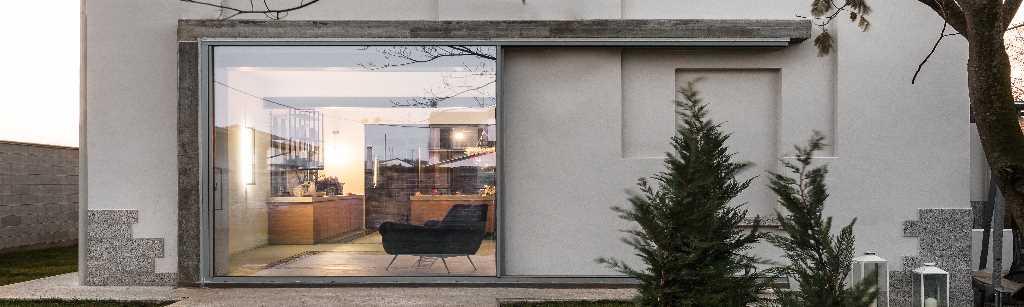 vetrate interno ed esterno