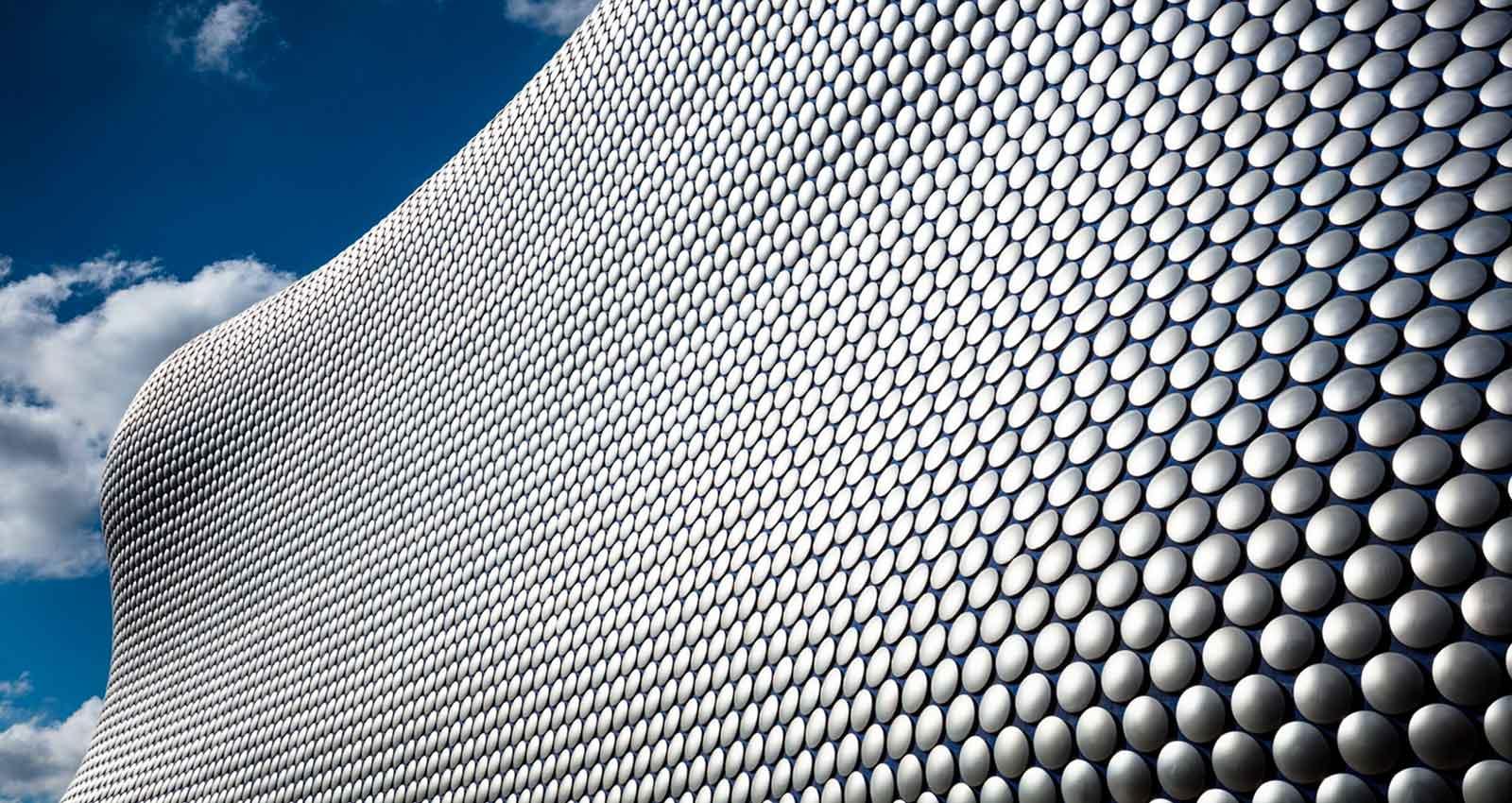 selfridges-building-birmingham-alluminio-edilizia