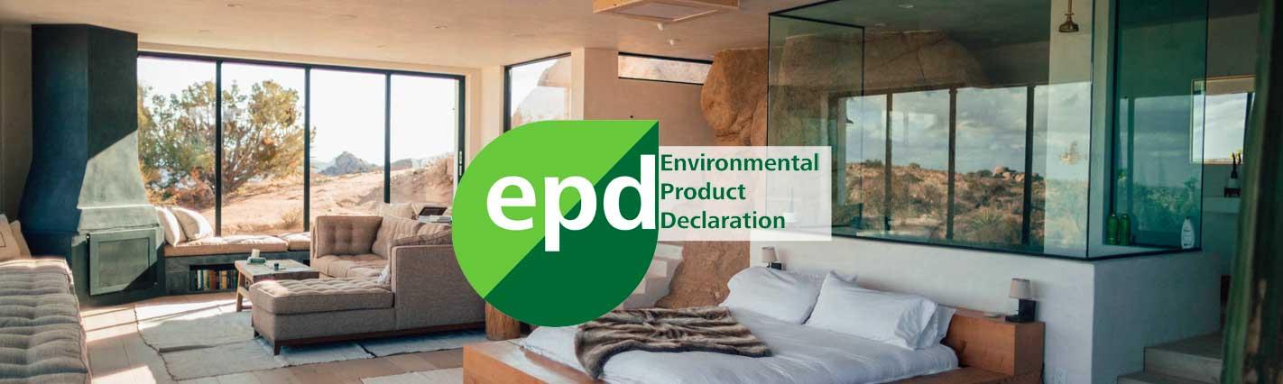 Dichiarazione ambientale di prodotto EPD